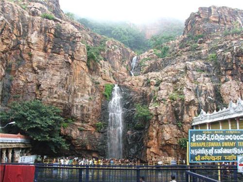 Kapila Theertham in Tirupati
