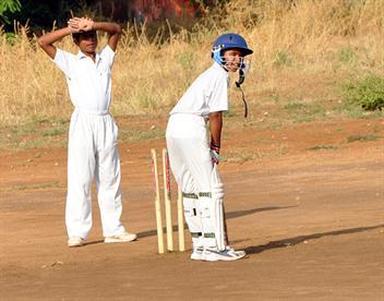 Cricket in TIrupur