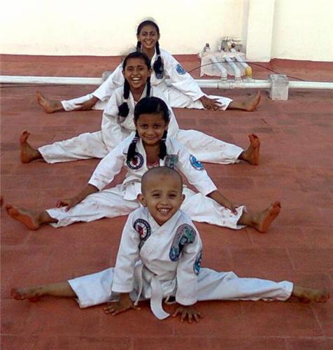 Karate Classes in Tirupur