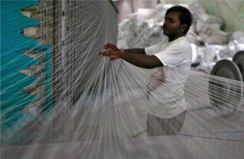 Textile Industry in Tirupur