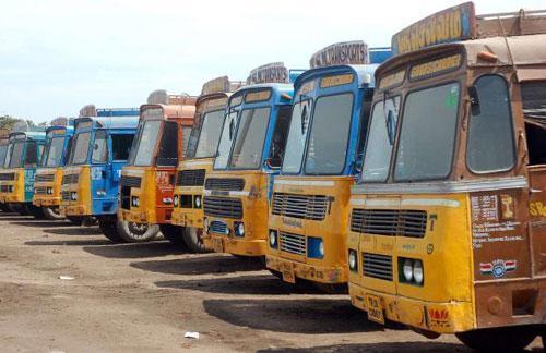 transportation in Tirupur
