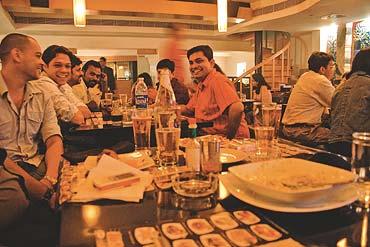 Bars in Tiruppur