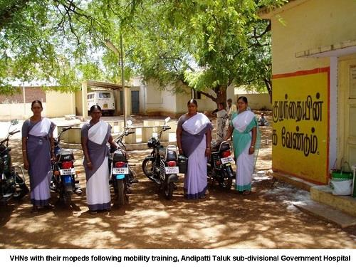 Danida Assisted Health Care Project Tamil Nadu