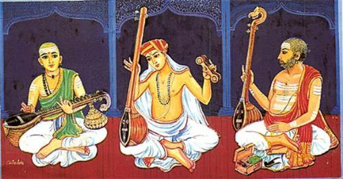 Carnatic Music in Tamil Nadu