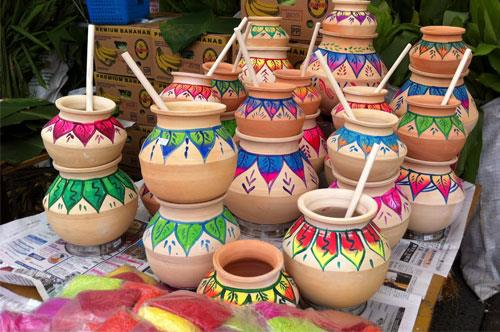 Pongal Clay Pots