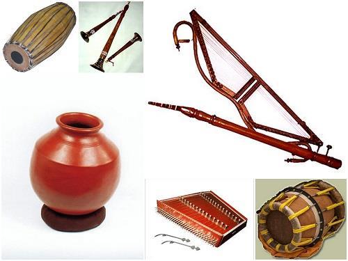 Musical Instruments of Tamil Nadu