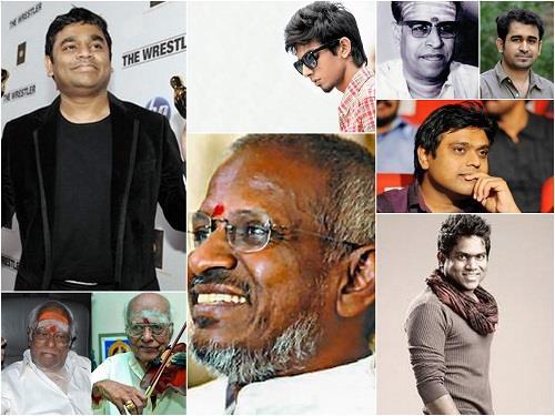 Tamil film Music