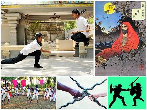 Tamilnadu Martial Arts