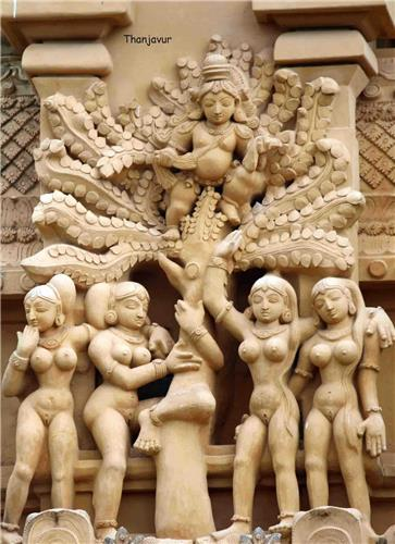 Tamilnadu Stone Carvings