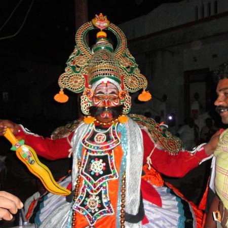 Theru Koothu in Tamilnadu