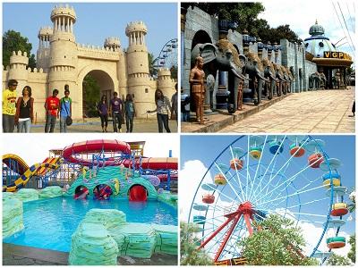 Parks for children in Tamil Nadu