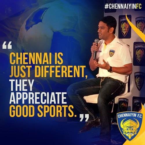 Chennaiyain FC Jersey Unveiling Function