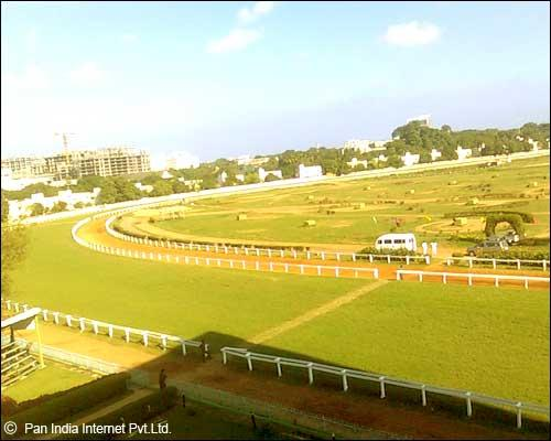 Guindy Race Course, Chennai
