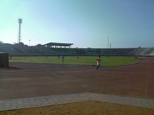 Nehru Stadium, Coimbatore