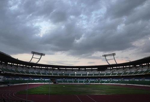 Jawaharlal Nehru Stadium, Chennai