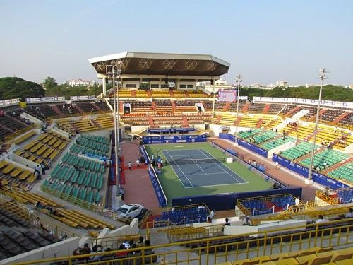 Sports Development Authority of Tamil Nadu Tennis Stadium, Chennai