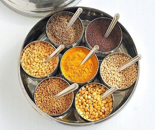 Tamil Spice Box