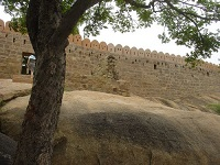 Fort of Dindigul