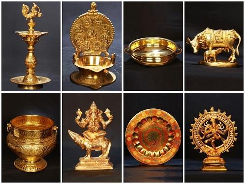 Metal Wares in Tamil Nadu
