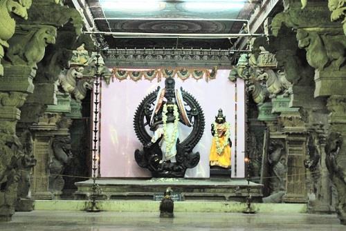 Natrajar at Madurai Temple
