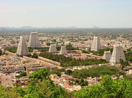 Thiruvannamalai Temple