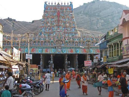 Thirupparankundram Temple