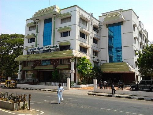 Tamil Nadu Tourism Development Corporation Limite HQ