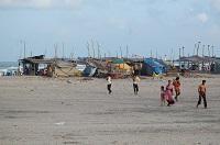Beach of Velankanni