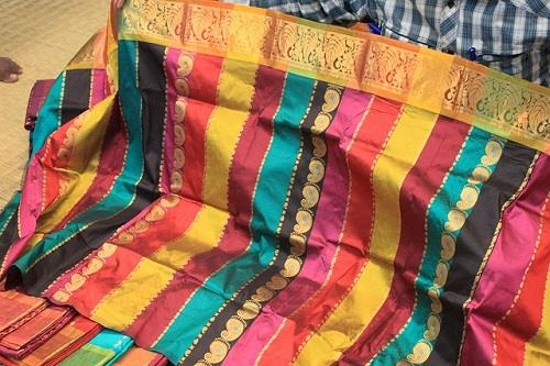 Kanchipuram Silk Saree Designs