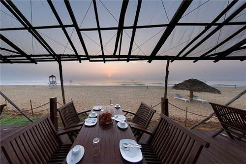 Beach resorts in Tamil Nadu