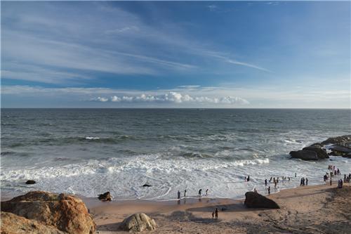 Beaches in Tamil Nadu
