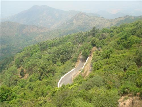 Top Hill Stations of Tamil Nadu