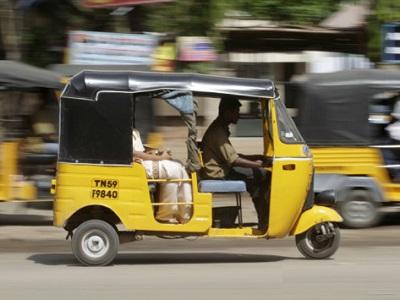 Tamil Nadu Auto Rickshaws