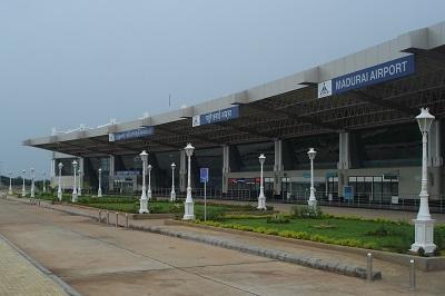 Airport of Madurai