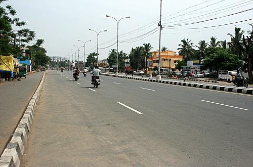 Velacherry Bypass Road