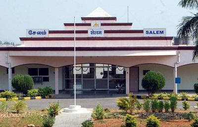 Airport of Salem