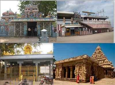 Religious Temples in Chengalpattu