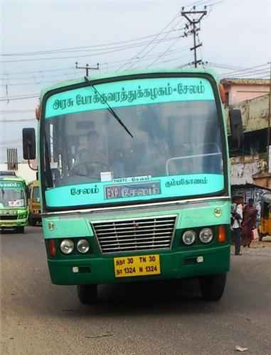 Transport in Chidambaram