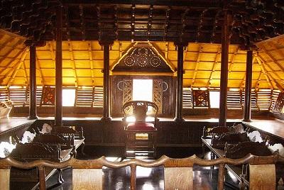 Council chamber Padmanabhapuram Palace