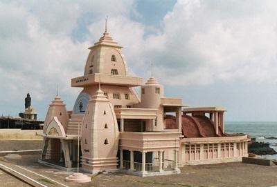 Kanyakumari Gandhi Memorial