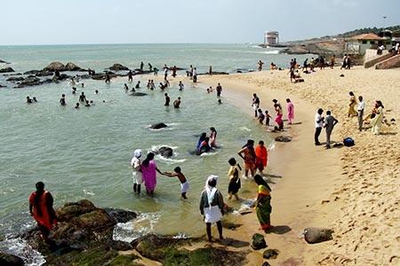 Kanyakumari Shotharilai Beach