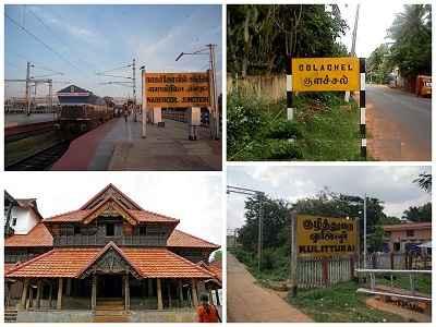 Kanyakumari Localities
