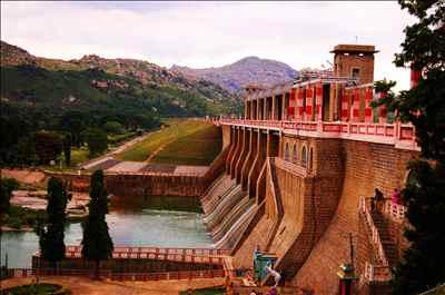 Tourist places in Krishnagiri