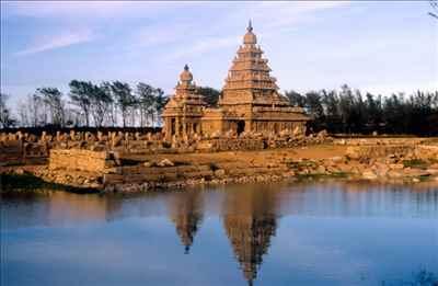 Tourism in Mamallapuram