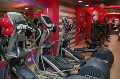 Gym in Sriperumbudur