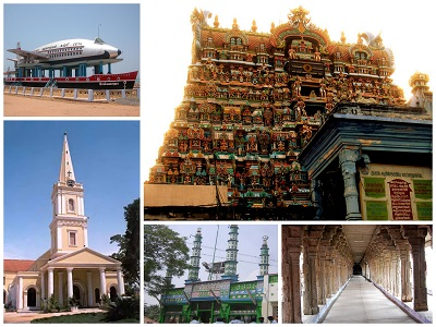 Religious Sites in Tirunelveli