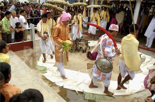 Kharchi Puja Rituals