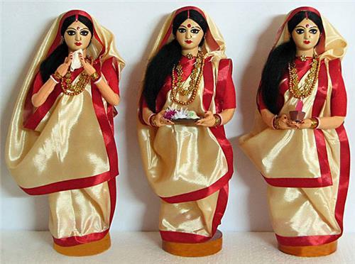 Tripura Bengali attire