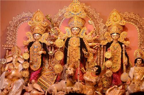 Durga Puja Festival at Tripura