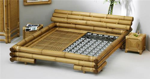 Bamboo furniture of tripura